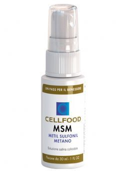 Cellfood Msm